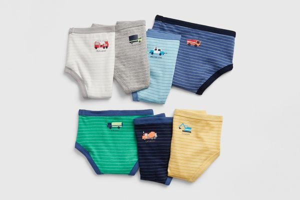 Gap Kids Toddler Days-of-the-Week Briefs (7-Pack)