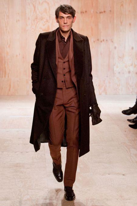 Berluti - Fall 2014 Menswear