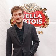 "PARK CITY, UT - JANUARY 20:  Actor Daniel Radcliffe attends Stella Artois press dinner for the film ""Kill Your Darlings"" at Village at the Lift on January 20, 2013 in Park City, Utah.  (Photo by Andrew H. Walker/Getty Images for Stella Artois)"