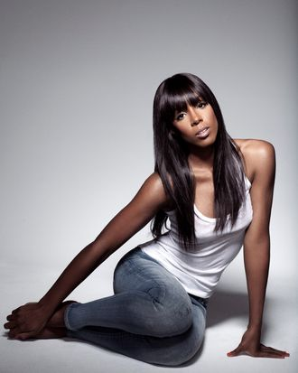Kelly Rowland's Empress ad.