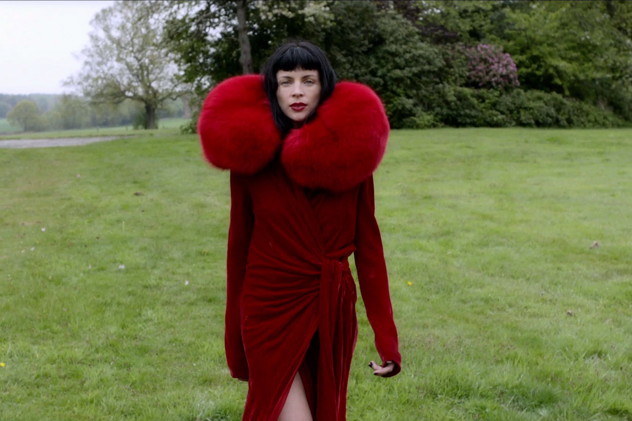 There Is Now a Majestic Isabella Blow Short Film -- The Cut Isabella Blow