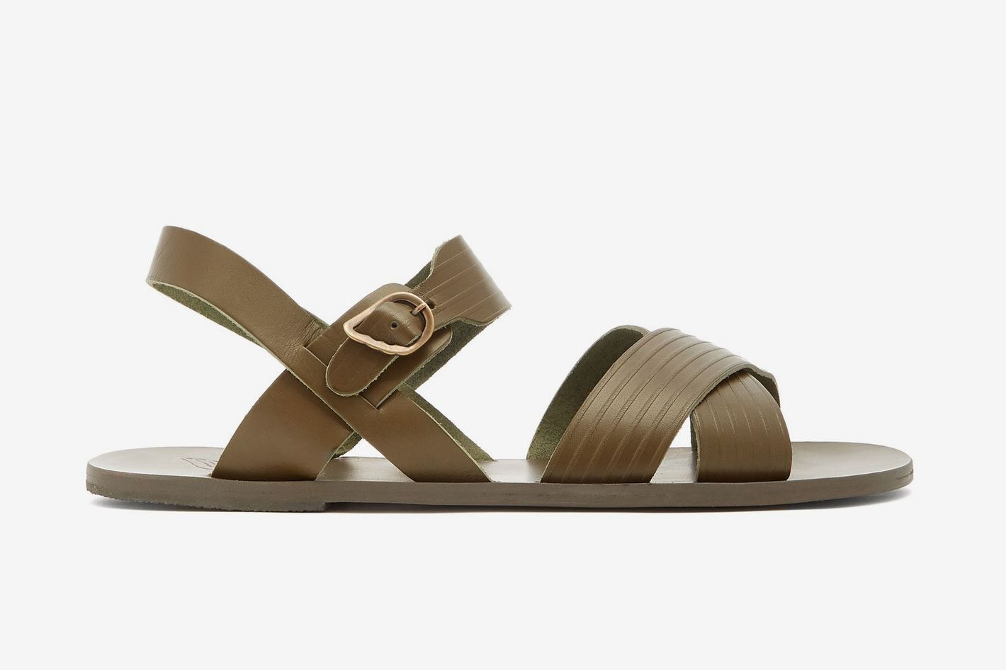 Ancient Greek Sandals Socrates leather sandals