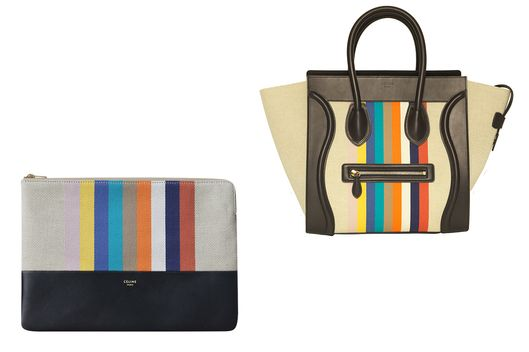 C¨¦line\u0026#39;s Resort Bags Will Help You Forget Winter -- The Cut