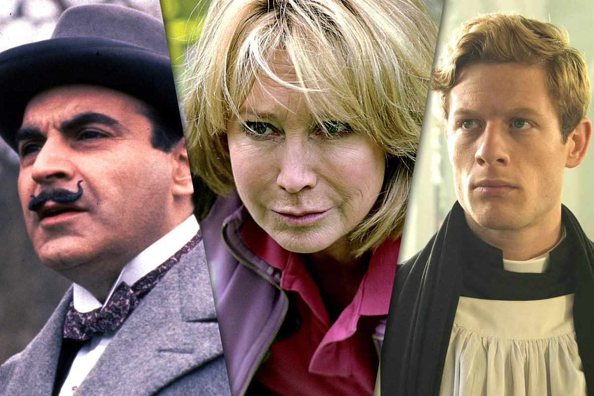 9 British Murder-Mystery Shows to Stream Right Now