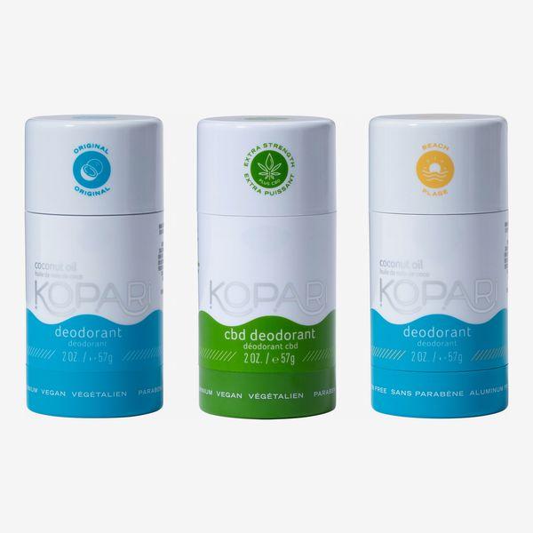 Kopari Full-Size Coconut Deodorant Set