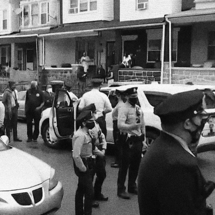 CNN coverage of the protests that followed the fatal police shooting of Walter Wallace Jr.