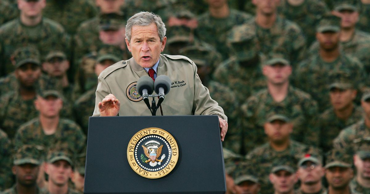 Don't Forget George W. Bush Had Authoritarian Tendencies, Too.