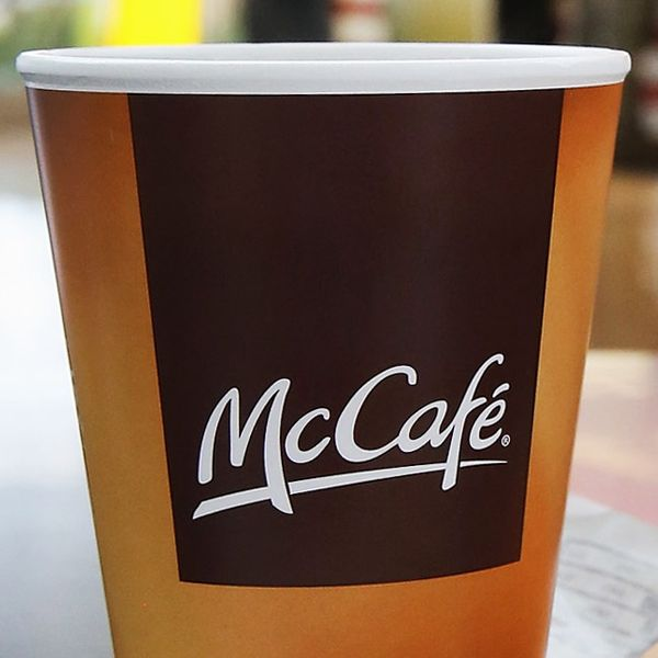McDonald's Is Launching Stand-alone Coffee Shops