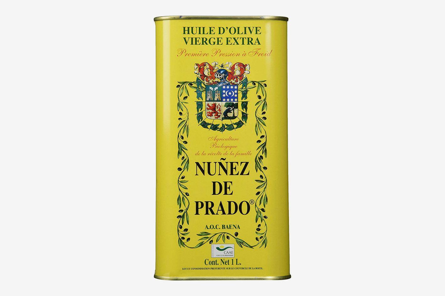 Nuñez De Prado Extra Virgin Olive Oil Tin