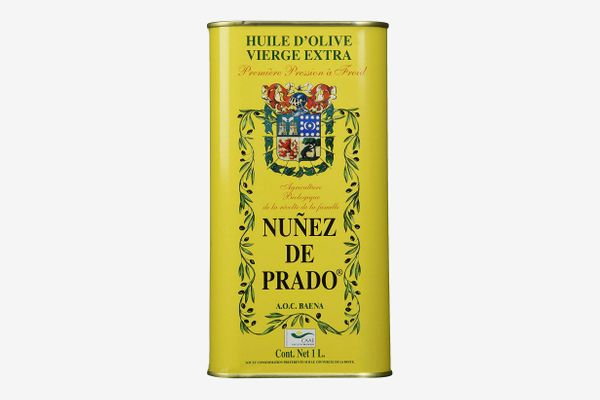 Nuñez De Prado Extra Virgin Olive Oil Tin