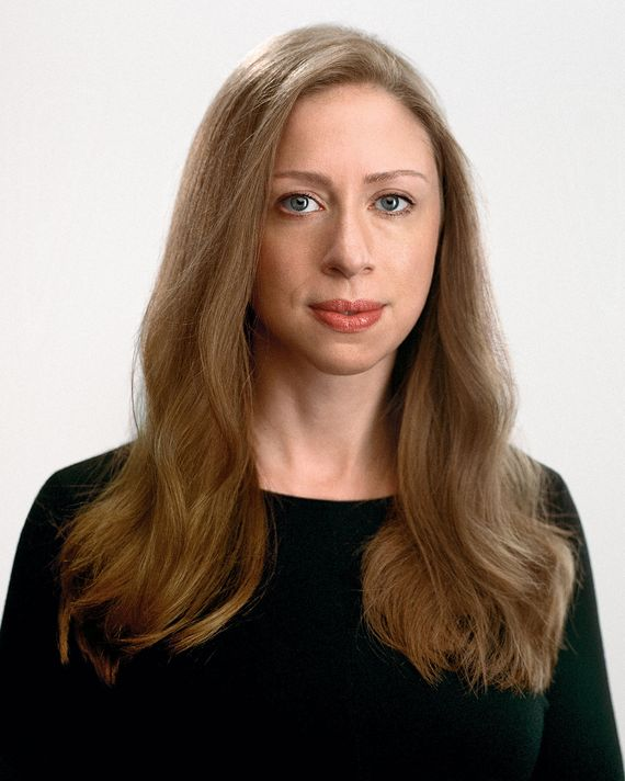 Chelsea Clinton Is Figuring Out Her Own Life Now