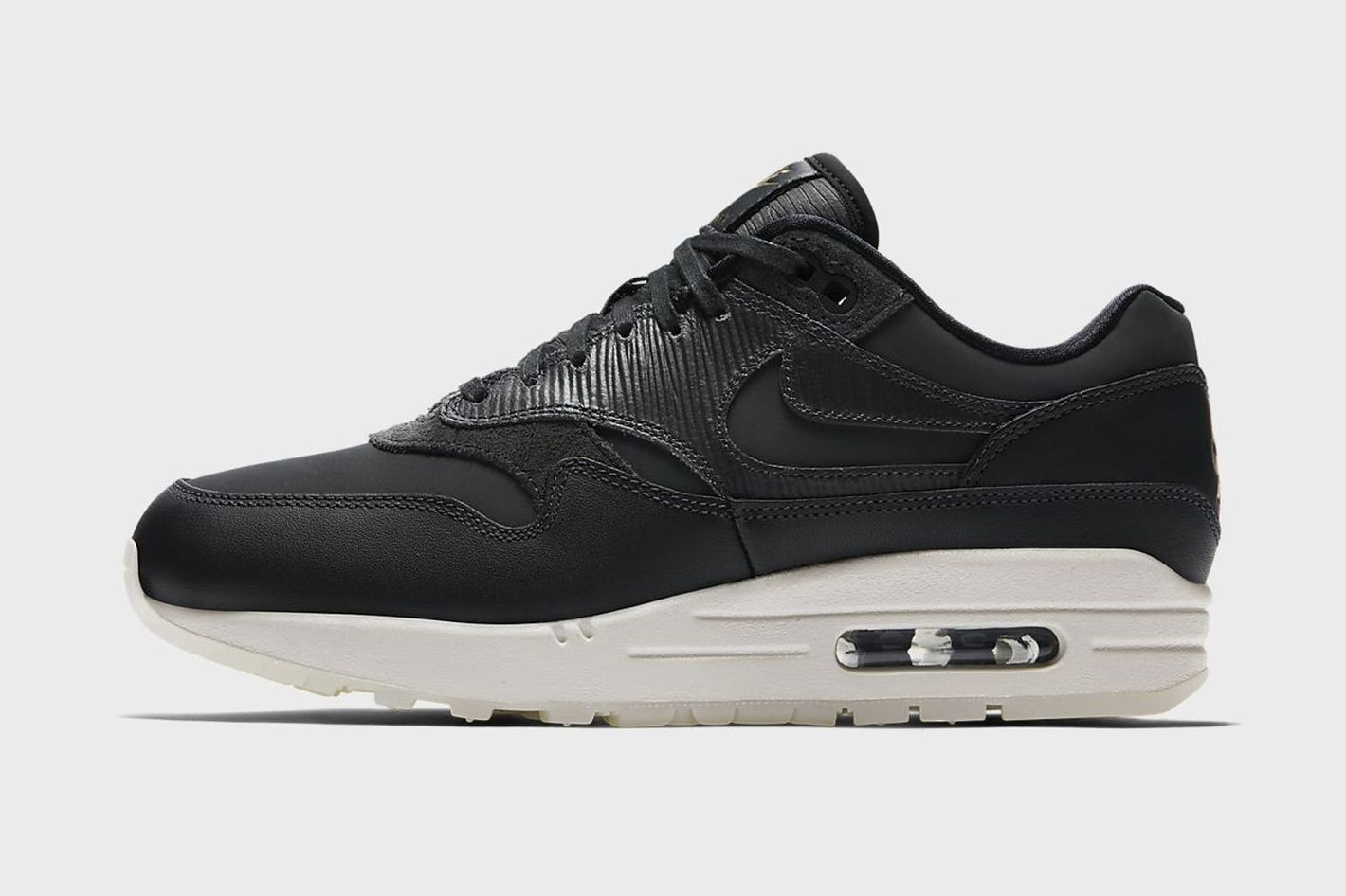 half off a4ab3 3f73a Nike Air Max 1 Premium Women s Shoe