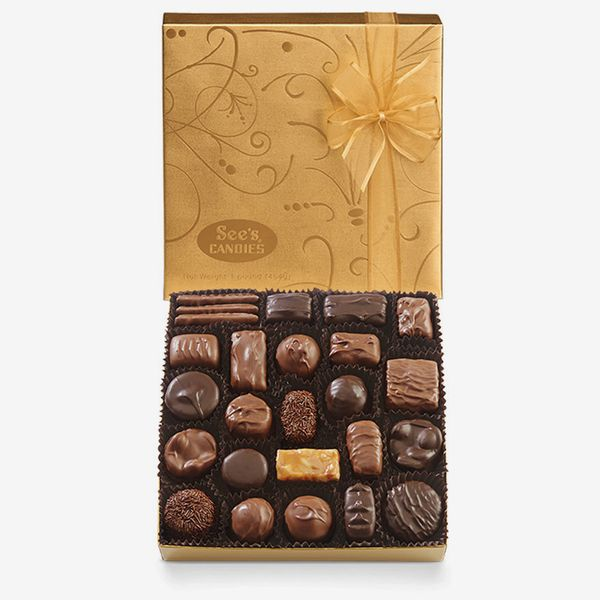 Gold Fancy Chocolate