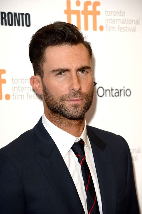 "Actor Adam Levine arrives at the ""Can A Song Save Your Life?"" premiere during the 2013 Toronto International Film Festival at Princess of Wales Theatre on September 7, 2013 in Toronto, Canada."