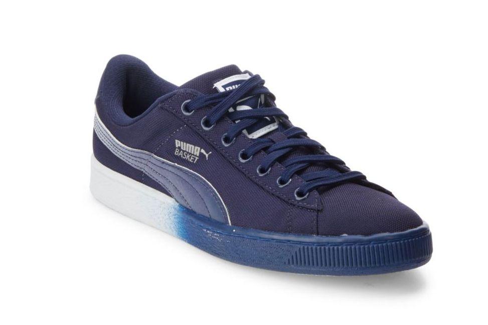 Puma Paneled Sneakers