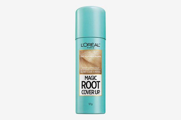 L'Oreal Paris Magic Root Cover Up Gray Concealer Spray Light to Medium Blonde