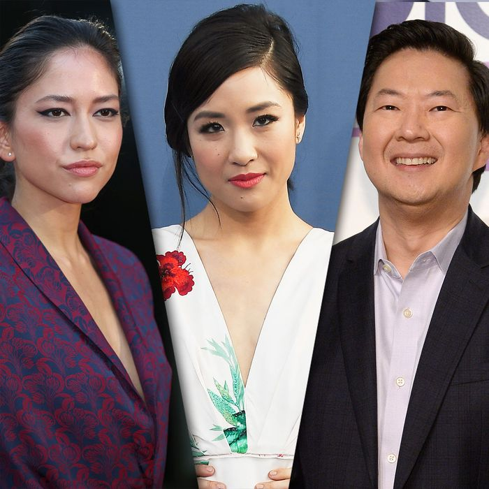 What To Know About The Stacked Cast Of Crazy Rich Asians