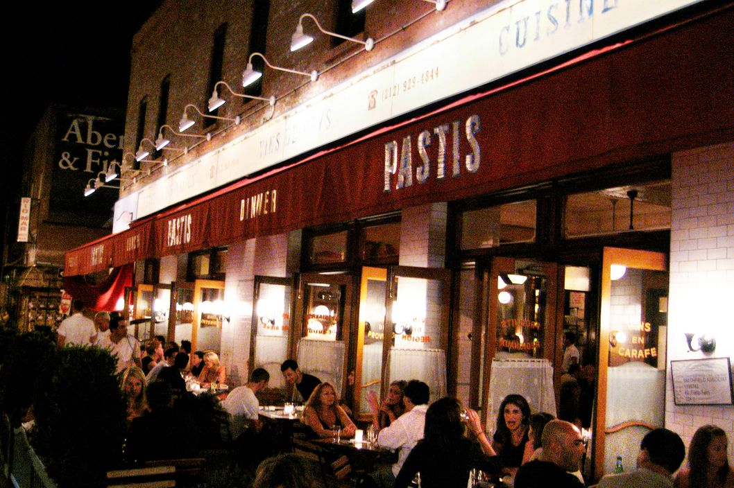Keith McNally's Pastis Will Reopen in the Meatpacking District