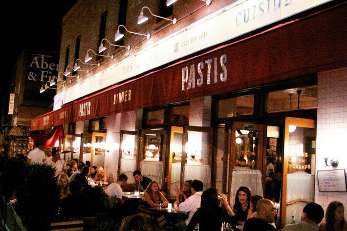 The restaurant opened in December, 1999.
