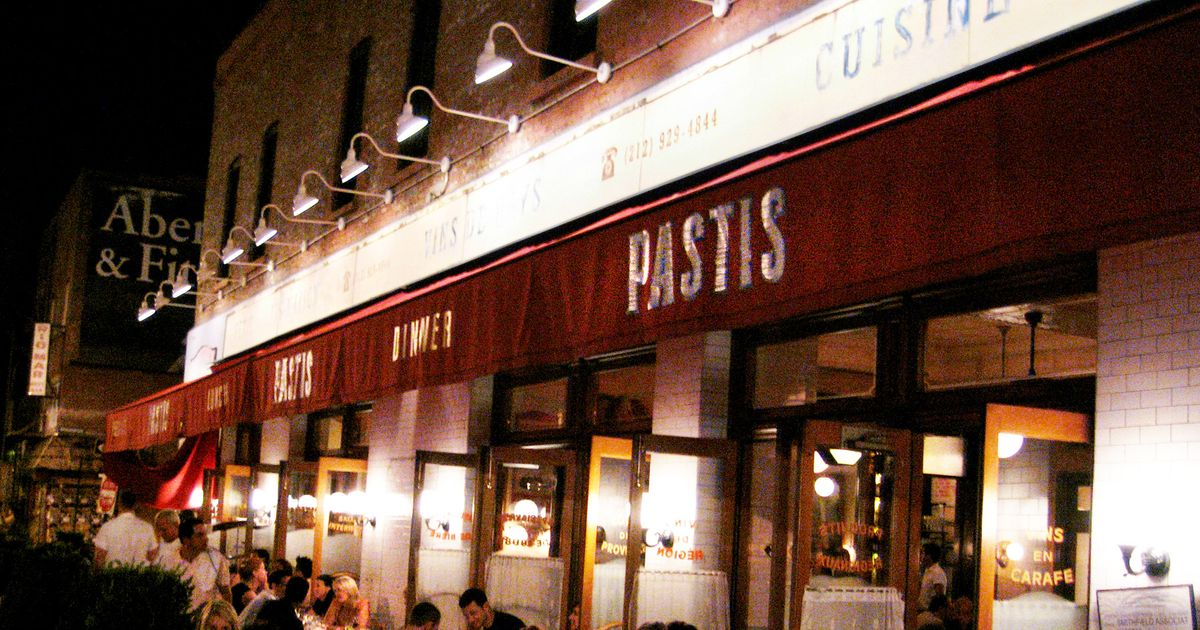 pastis new york sex and the city in Irving