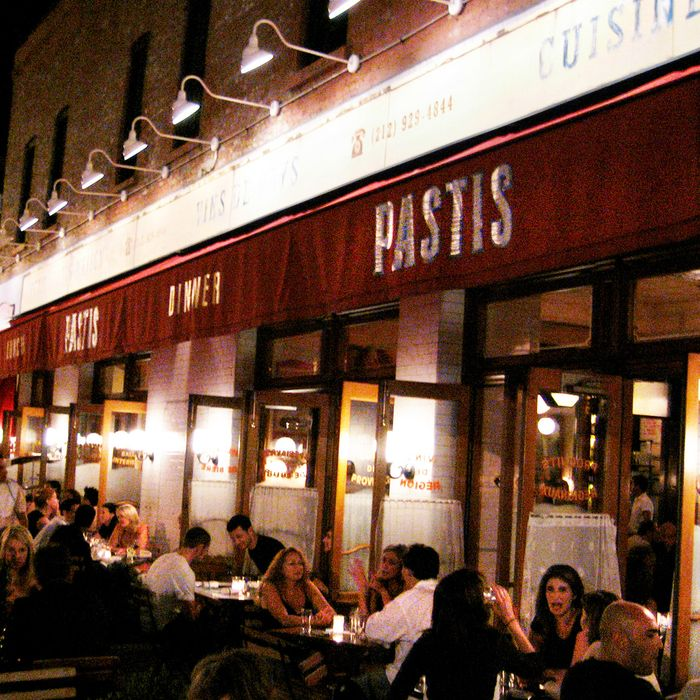 The brasserie is tentaively set to return in September of 2016.
