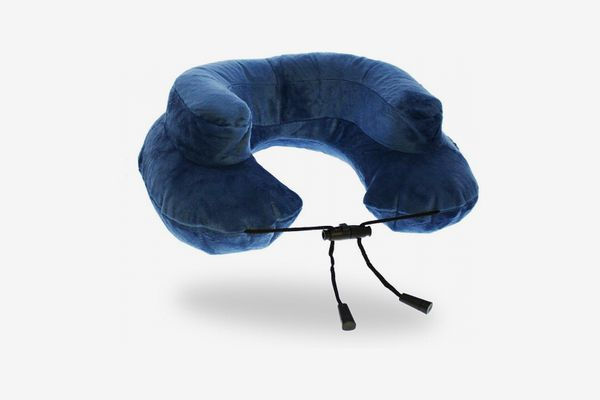 Cabeau Air Evolution Inflatable Travel Neck Pillow and Case