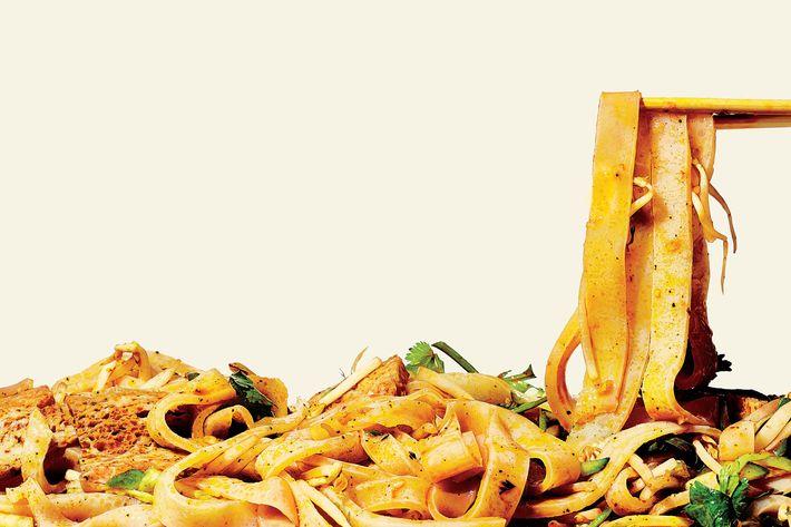 More liang-pi noodles for Manhattan.