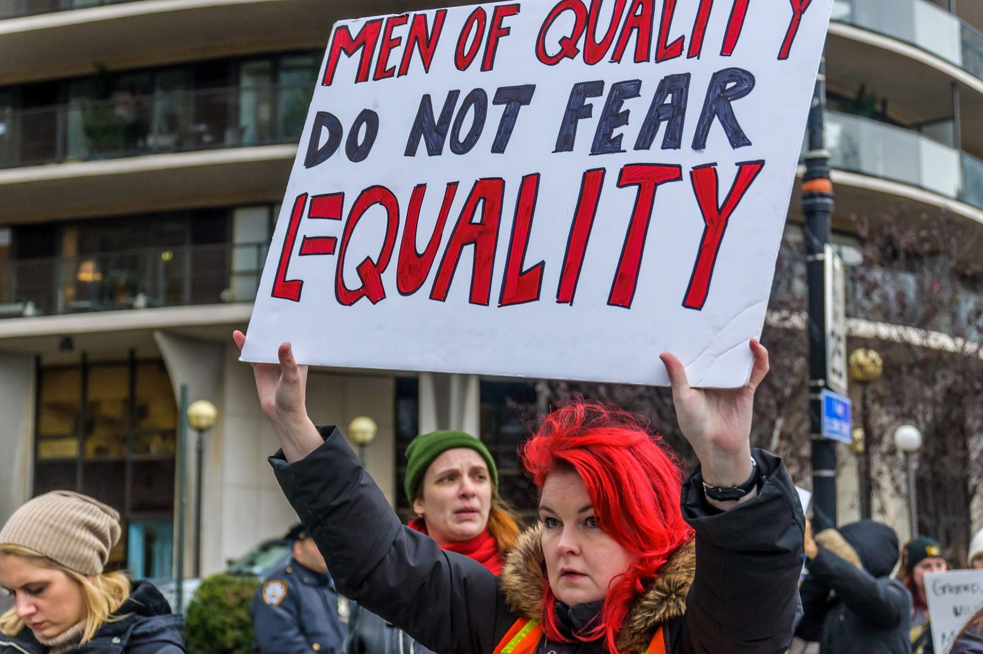 The Women and Men Who Marched on Washington, In Their OwnWords