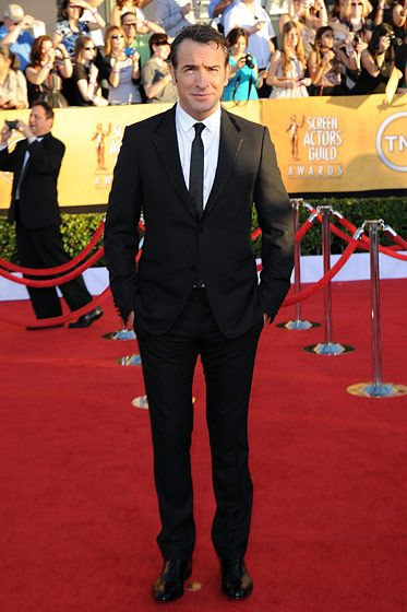 Jean Dujardin== 18th Annual Screen Actors Guild Awards - Arrivals== Shrine Auditorium, Los Angeles, CA== January 29, 2012== ?Patrick McMullan== Photo - ANDREAS BRANCH/PatrickMcMullan.com==