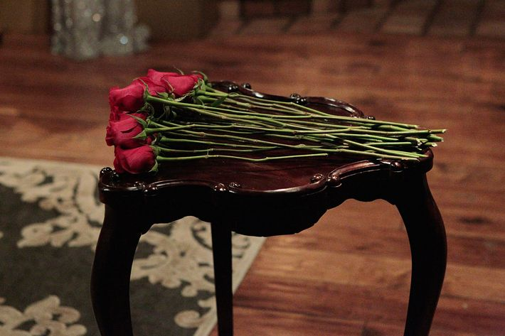 Will you accept this rose and some really good job advice?