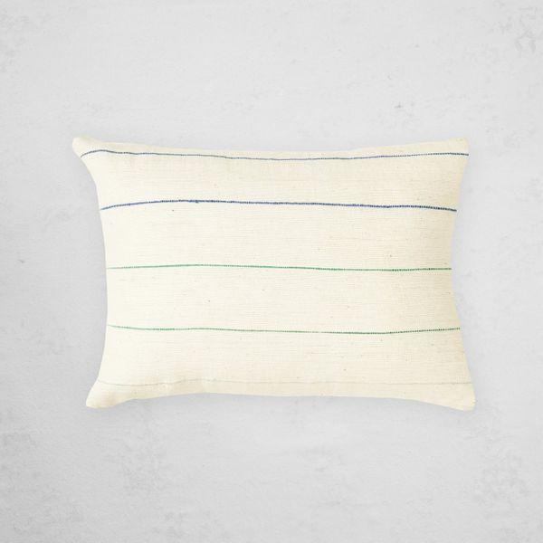Bolé Road Textiles Lili Pillow - Blue