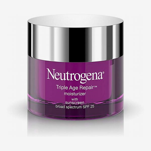 Neutrogena Triple Age Repair Anti-Aging Face Moisturizer with SPF 25 Sunscreen