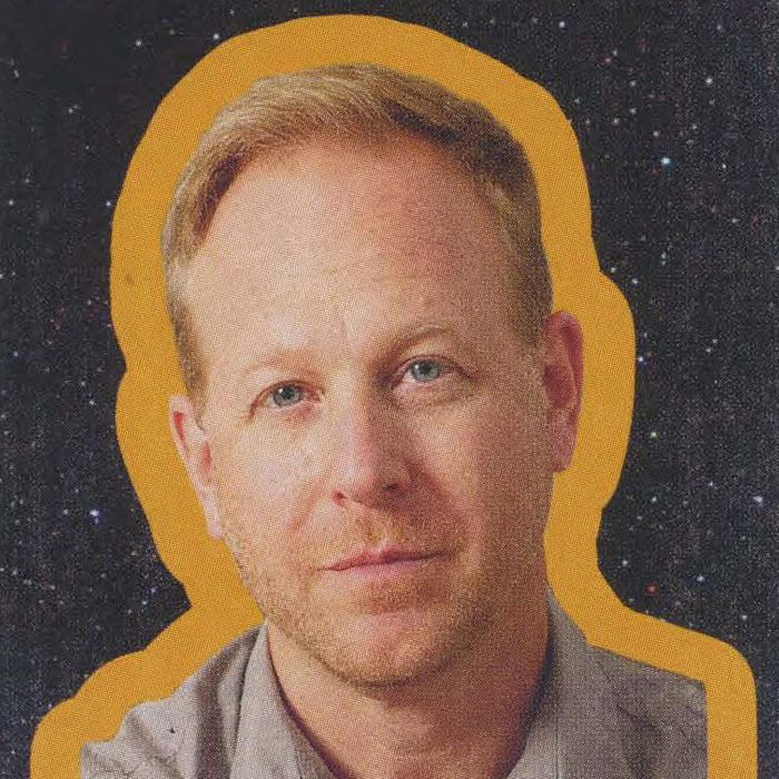 Andy Ricker, from his official GoogaMooga trading card.