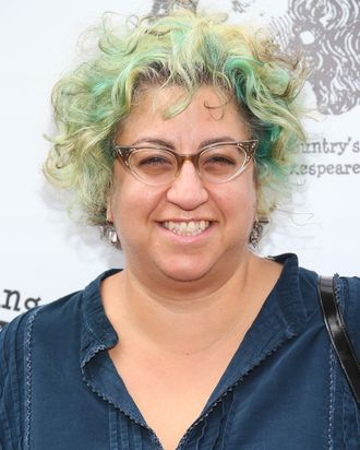 HOLLYWOOD, CA - OCTOBER 13: Writer Jenji Kohan attends The Los Angeles Drama Club's 2nd Annual 'Tempest In A Teacup' Gala Fundraiser And Benefit Performance at The Magic Castle on October 13, 2013 in Hollywood, California. (Photo by Imeh Akpanudosen/Getty Images)