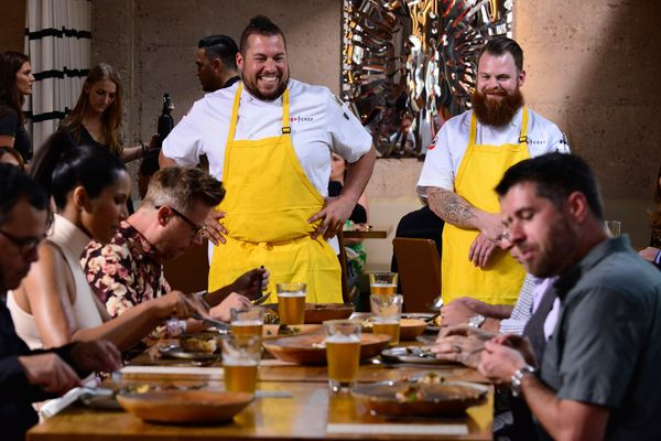 Top Chef Recap: Decadent Tacos and Banana Mayo