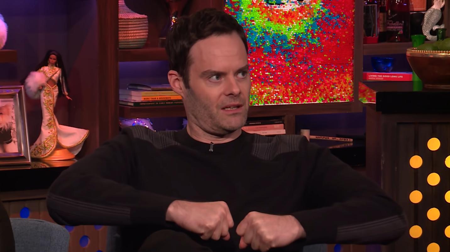 The Rock Threw Bill Hader Through a Backdrop on Saturday Night Live