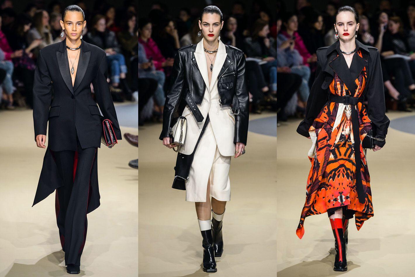 4cb865e32 Cathy Horyn Fall 2018 Chanel, McCartney, McQueen Reviews