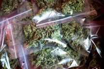 Packed cannabis at the growing facility of the Tikun Olam company on March 7, 2011 near the northern city of Safed, Israel. In conjunction with Israel's Health Ministry, Tikon Olam are currently distributing cannabis for medicinal purposes to over 1800 people in Israel.