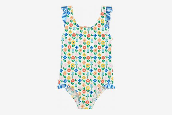 Boden Hotchpotch One-Piece Swimsuit