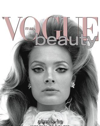 Constance Jablonski for <em>Vogue Italia</em>
