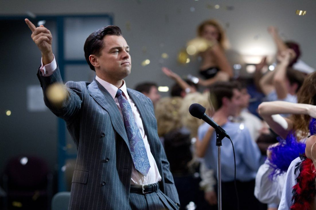 Edelstein The Wolf Of Wall Street Is Thumpingly Insipid