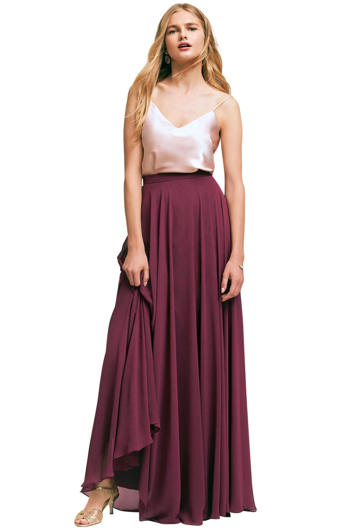 BHLDN Laurel Cami Top