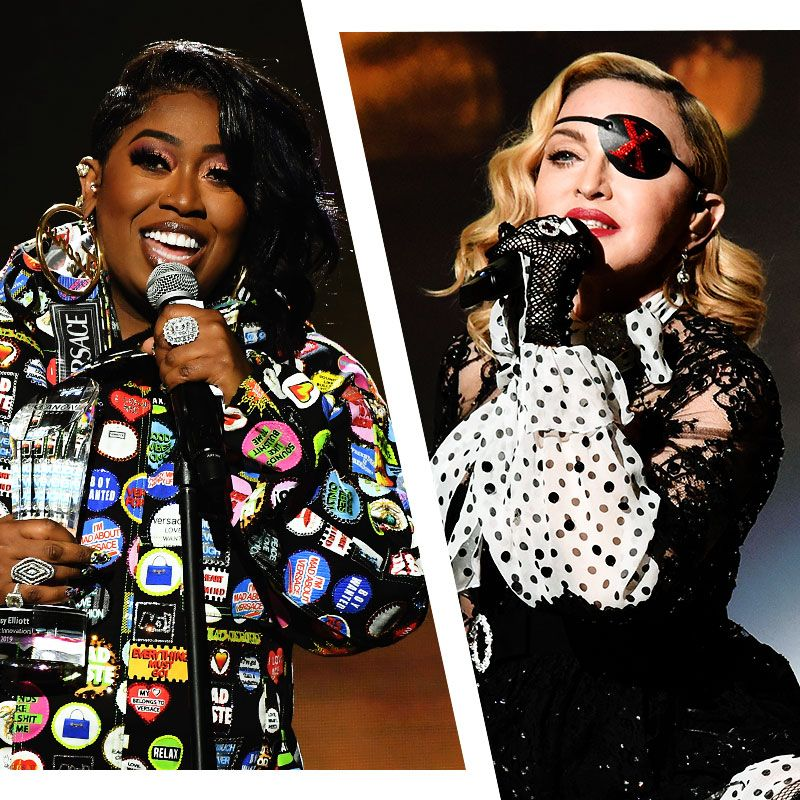 Madonna Missy Elliott Join Dua Lipa On Levitating Remix