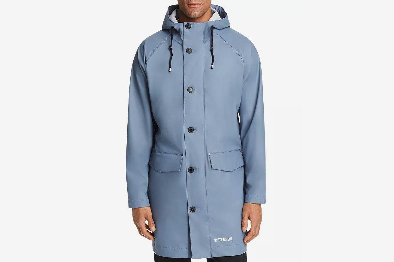 Stutterheim Ekeby Lightweight Rain Jacket