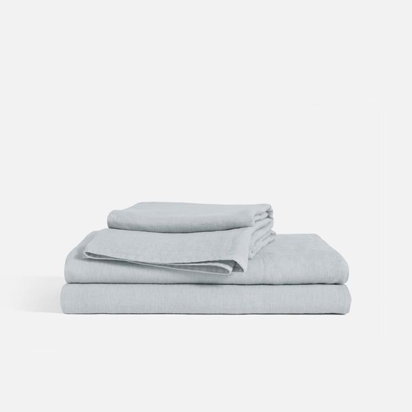 Brooklinen Linen Core Sheet Set (Full)