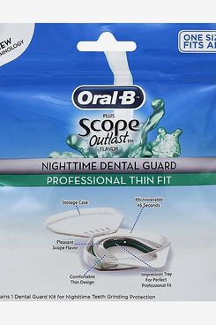Oral-B night protection with telescopic sight
