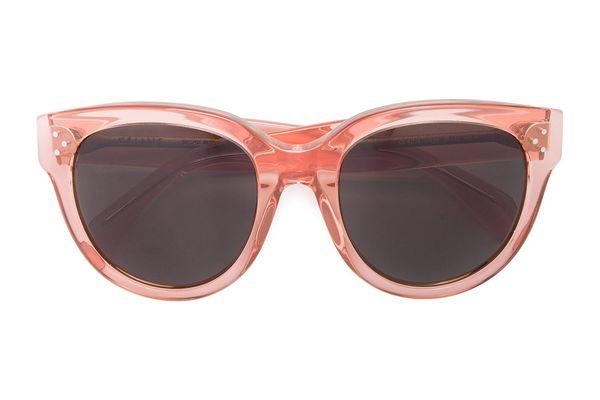 Céline Pink Baby Audrey Sunglasses