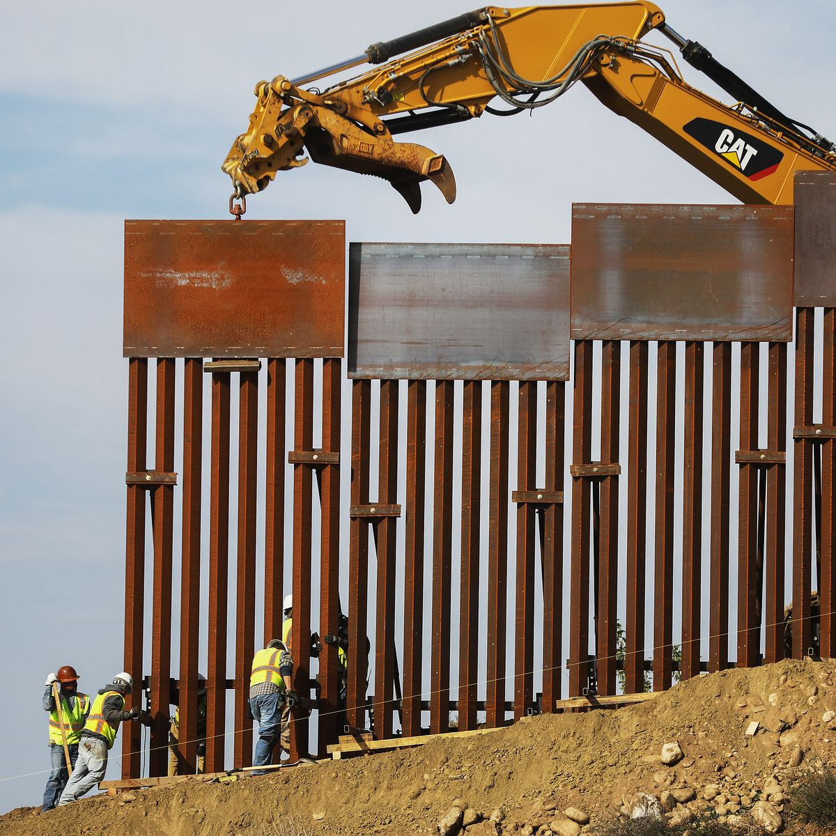 What Happens To Trump S Border Wall Now