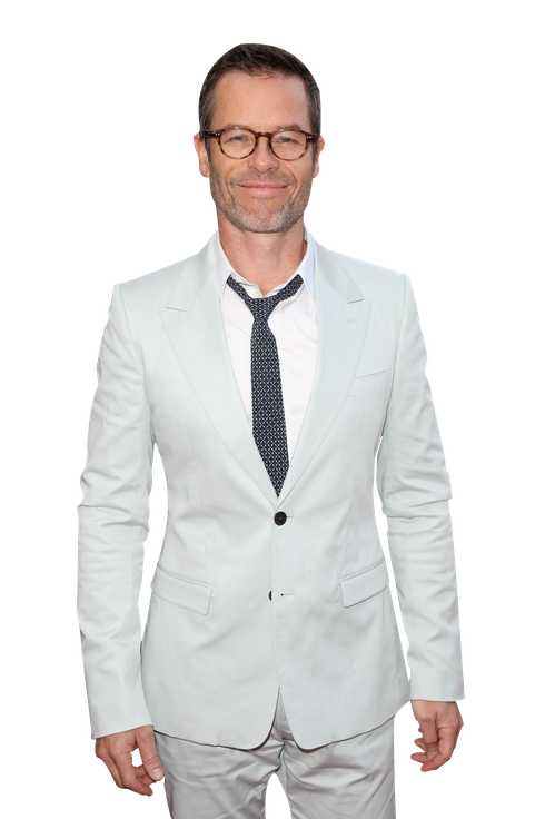 "LOS ANGELES, CA - JUNE 12:  Actor Guy Pearce attends premiere of A24's ""The Rover"" at Regency Bruin Theatre on June 12, 2014 in Los Angeles, California.  (Photo by Frederick M. Brown/Getty Images)"
