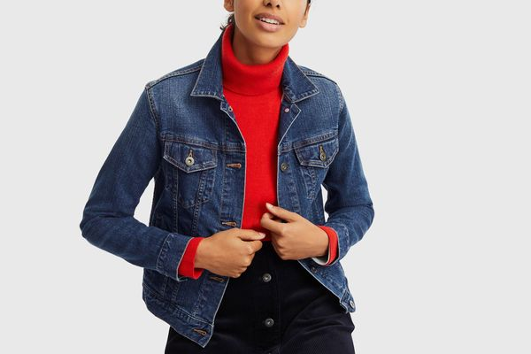 Uniqlo Women's Denim Jacket